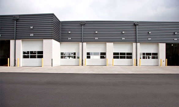 Commercial Garage Doors Lacey Tumwater Wa Olympia